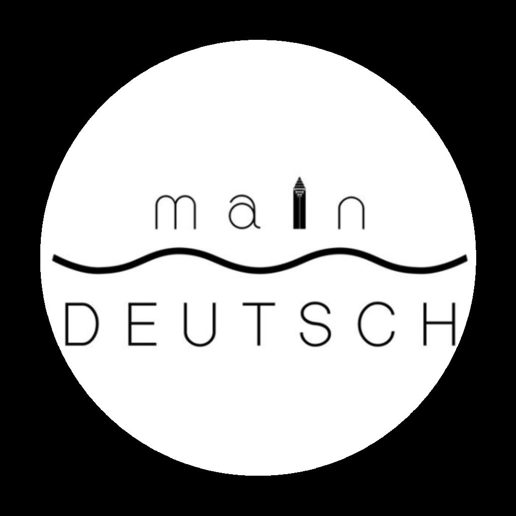 Logo MainDeutsch