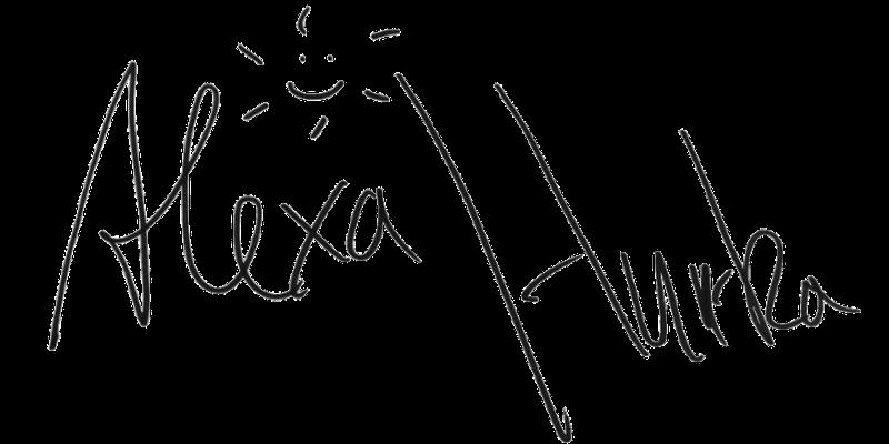 Signatur Alexa